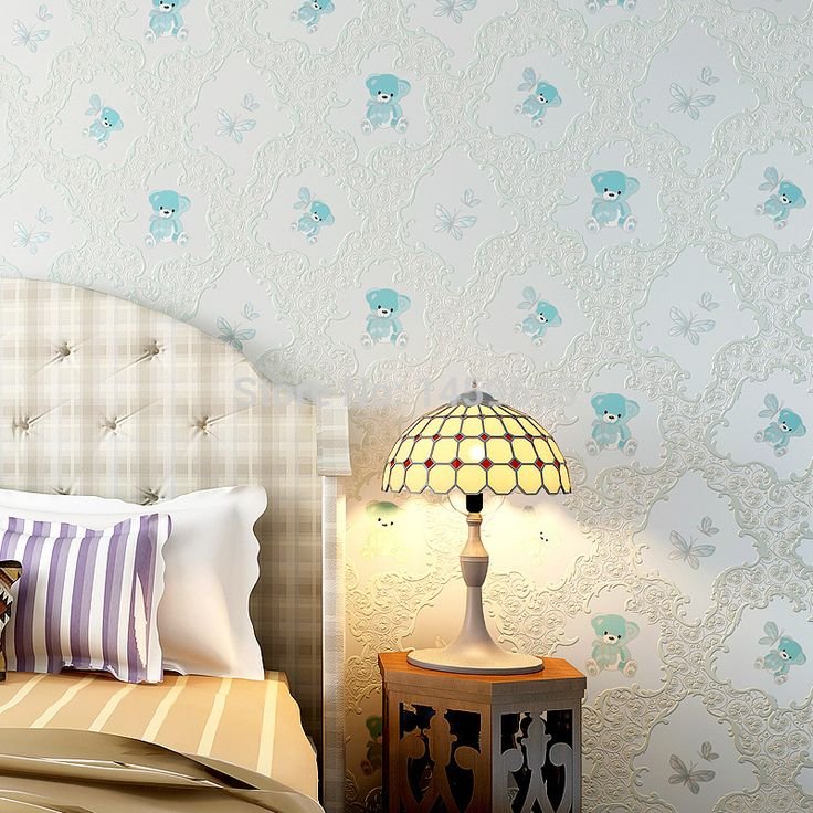 Best 20+ Girls Bedroom Wallpaper Ideas On Pinterest