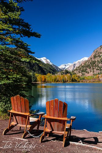 Castle Lakes near Lake City, Colorado