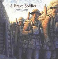 A Brave Soldier Frank is a WW1 soldier, just a 'cog in the machine'. He's not even sure why he's there and what he's even fighting for. The simple plot and muted artwork powerfully presents WW1 from a soldier's point of view and includes an anti-war message.Reading Levels:Interest Level--Gr. 2-4 Difficulty Level--age 4-8
