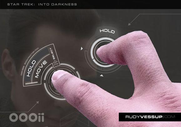 Star Trek: Into Darkness – Surveillance UI | Rudy Vessup | Digital Artist