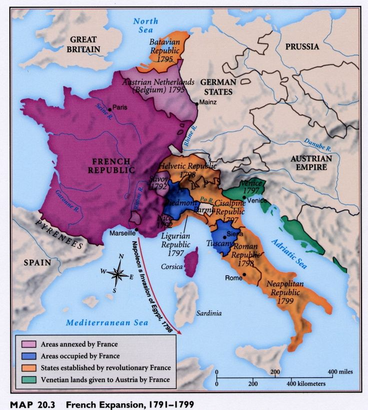 51 best french revolution maps charts etc images on pinterest 1791 1799 expansion of revolutionary france gumiabroncs Choice Image
