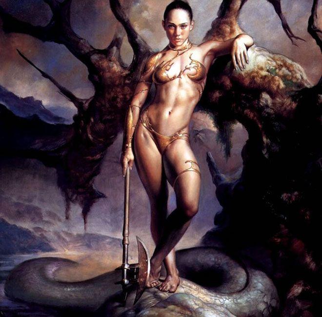 Boris Vallejo Classic Oil Paints