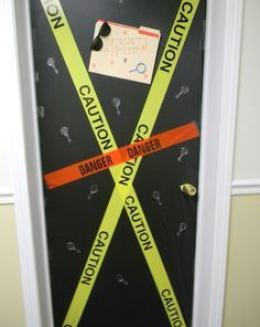 spy decorations vbs | spy theme decorations