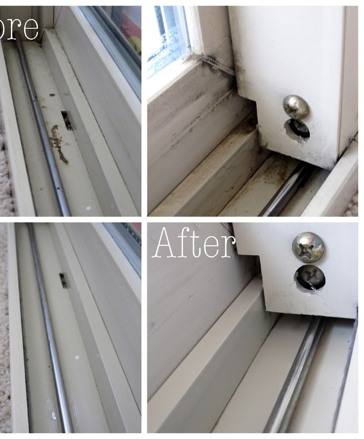 How to clean windows, window tracks and more - Ask Anna