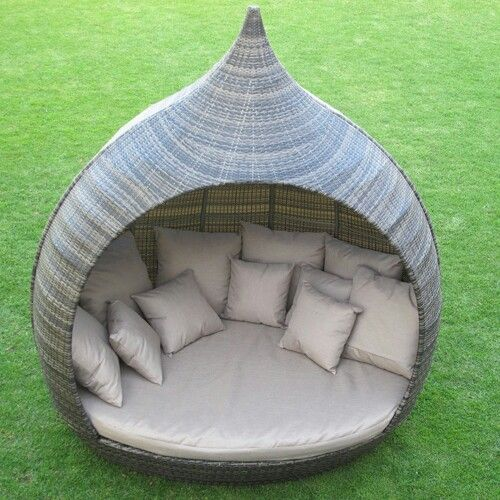 Garden Teardrop Daybed Patio Daybeds Pinterest