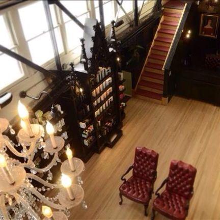 7 best Mezzanine salon images on Pinterest   Lounges, Mezzanine and ...