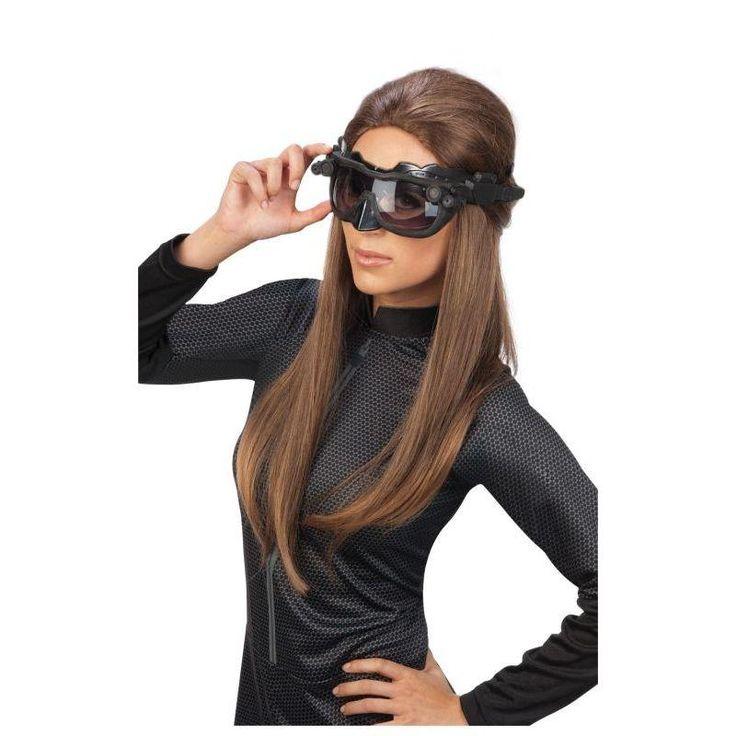 Batman The Dark Knight Rises Deluxe Catwoman Goggles Mask ...