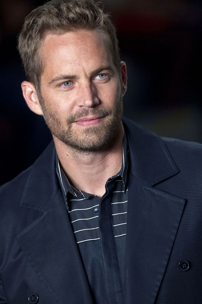 Paul Walker (1973-2013) died aged 40 of traumatic and thermal injuries after a car crash. His body was burned beyond recognition.
