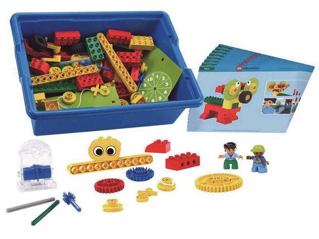 Lego Duplo 9656 eerste eenvoudige machines