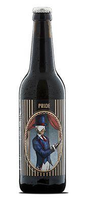 """Pride / Vi tænkte længe og grundigt over, hvilken øl der ville gøre os mest muligt stolte at brygge i serien af syndige øl. Hvis du kender Amager Bryghus, ved du, at Imperial Stouts har en helt særlig rolle i vore hjerter. Derfor måtte """"Pride"""" simpelthen bare være en Imperial Stout. Det der er særligt med denne version er, at vi kogte den som ind i h...... Faktisk kogte vi den i hele 6 timer, hvilket betyder en endnu kraftigere og fyldigere øl. Vi vil aldrig vove at kalde det for en perfekt…"""