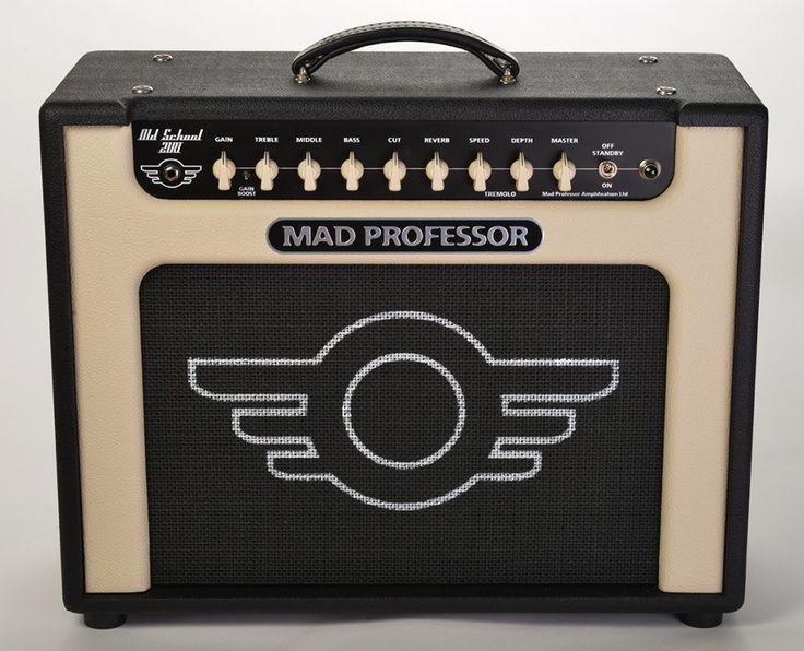 Old School 21RT   Mad Professor Amplification LTD