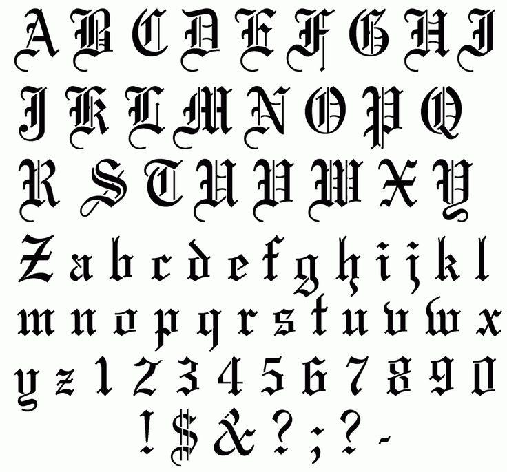 17 best ideas about number tattoo fonts on pinterest cursive fonts tattoo lettering alphabet. Black Bedroom Furniture Sets. Home Design Ideas