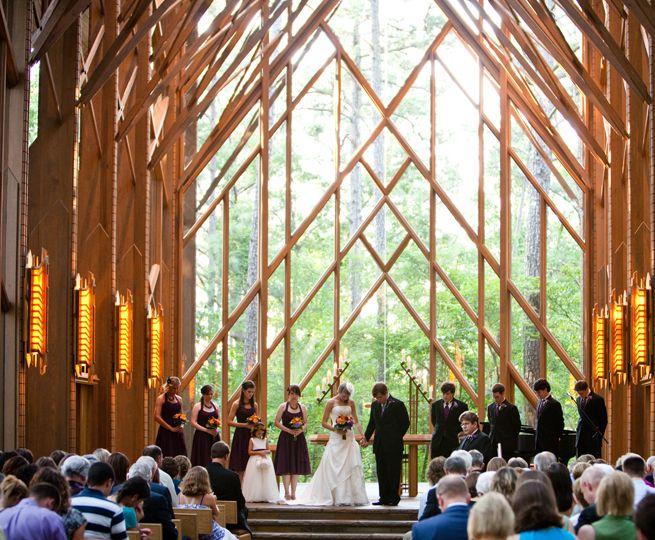 Garven Gardens Arkansas Wedding Garvan Woodland Hot Springs Ar