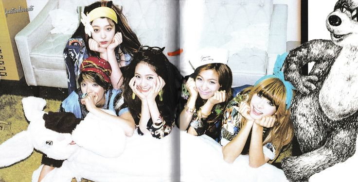 f(♥) Exclusives – [HQ SCANS+DL] f(x) 2nd Mini Album 'Electric Shock' [45P] – f(♥)