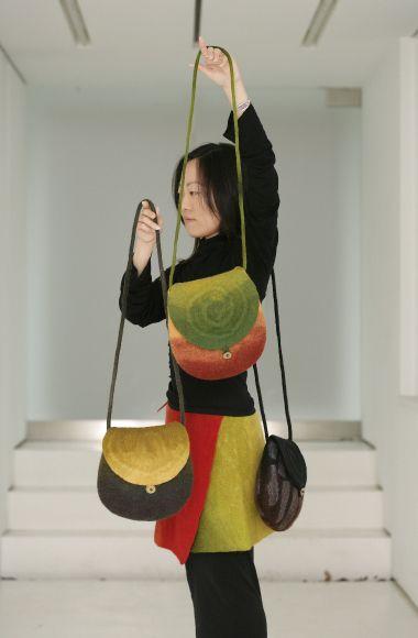LEIKO FELT gallery02 ー内山礼子ー