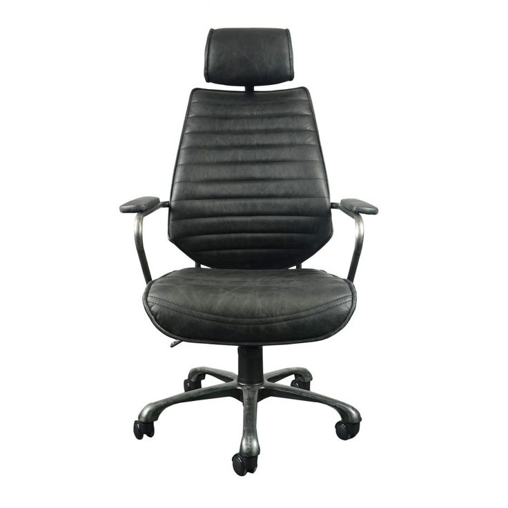 Executive Office Chair Black - Office Chairs - MOE'S Wholesale
