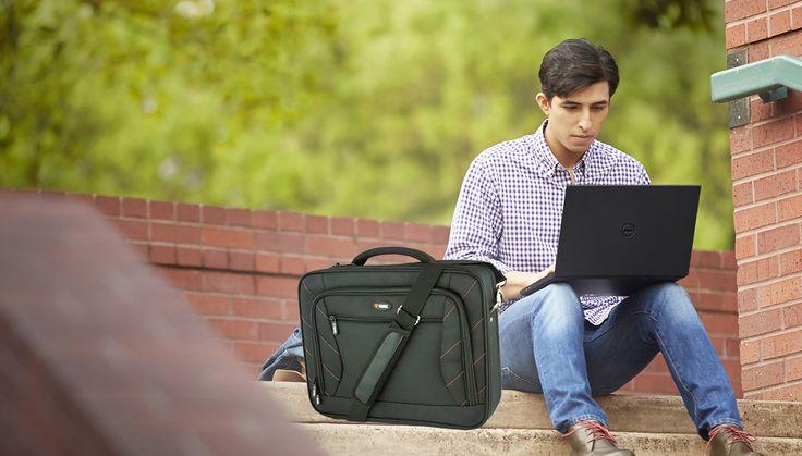 Notebook bag Indiana inspiration