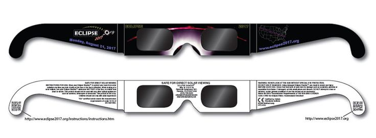 Total Solar Eclipse 2017 - The best prices you'll find on CERTIFIED SAFE Eclipse Glasses!