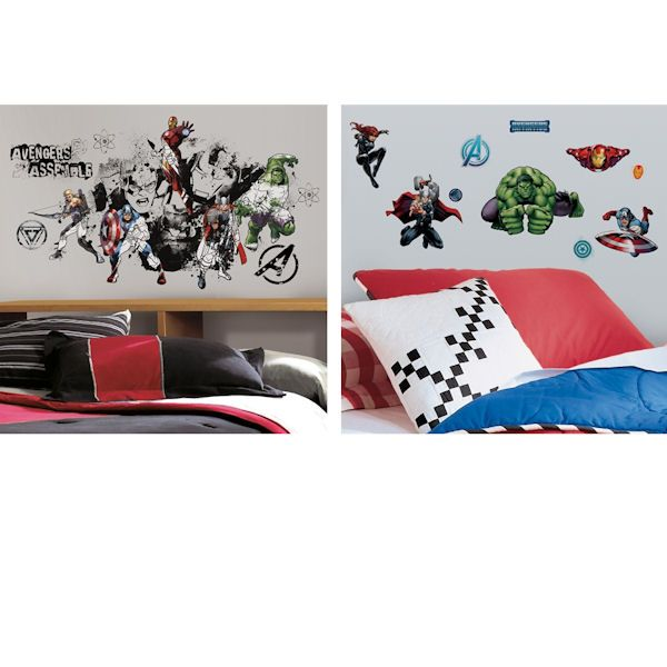 Avengers Assemble Decal Room Package #1   Wall Sticker Outlet