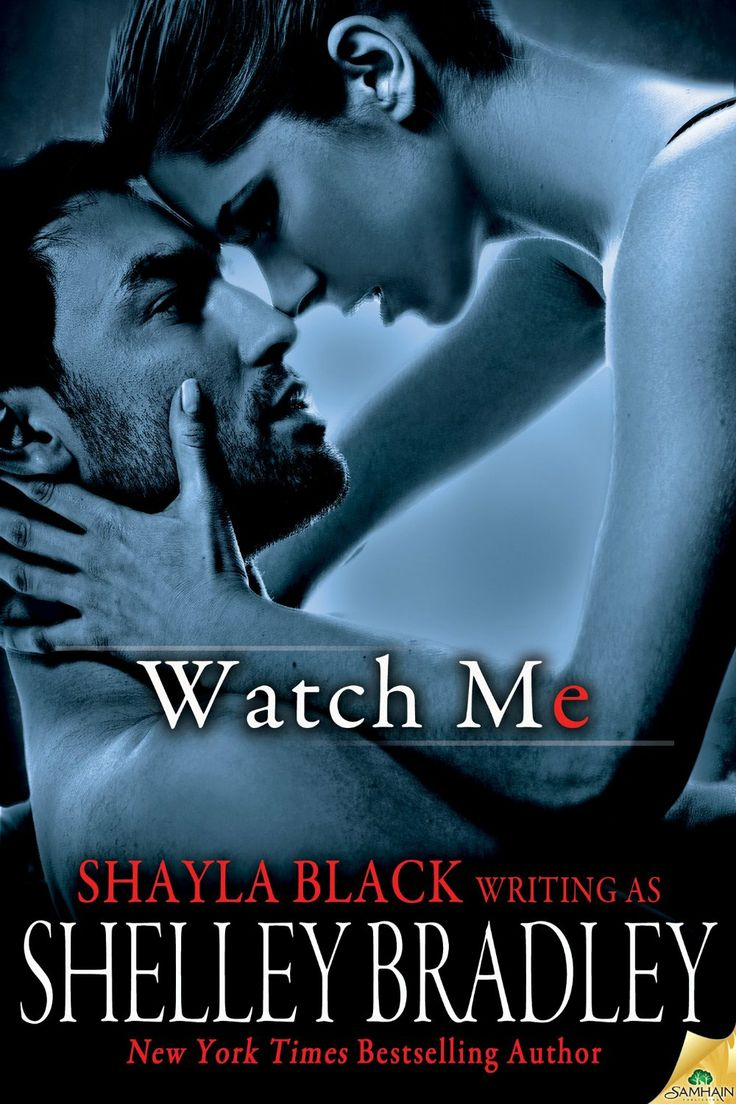Romance Book Cover Review : Watch me by shayla black bored read a book romance