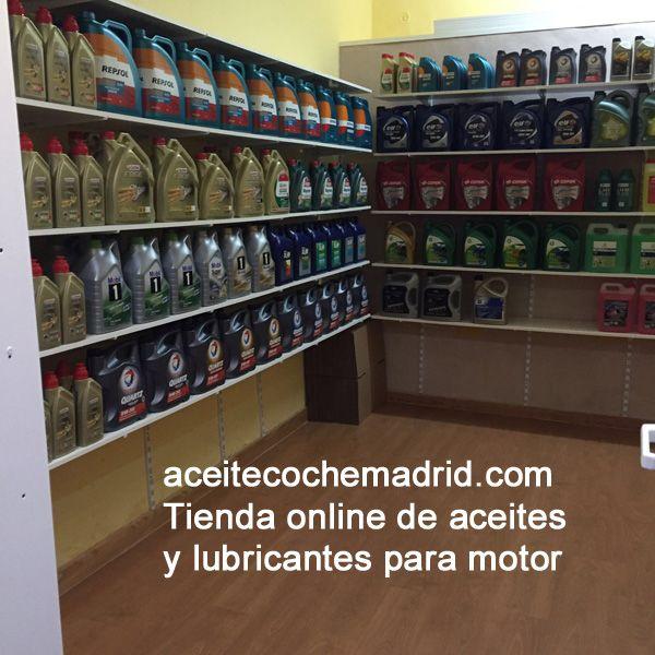 Local de aceite coche madrid.  Zona Madrid:  zona de Ventas, Calle Ricardo Ortiz #20. 28017. Madrid. Tienda online para aceites de coche, moto y camión. Compra ahora tus mejores aceites.  aceitecochemadrid.com