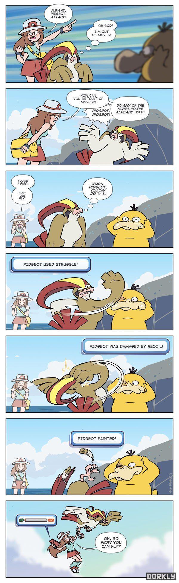 Never made sense! #Truth #lols #video #game #Funny #Videogame #Gaming #References #Reality #Real #Life #Joke. #Geek #humor #Funny #Pokemon #Nintendo