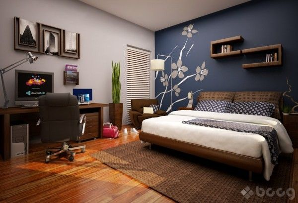 Ayuda colores habitacion matrimonio | Decorar tu casa es facilisimo.com