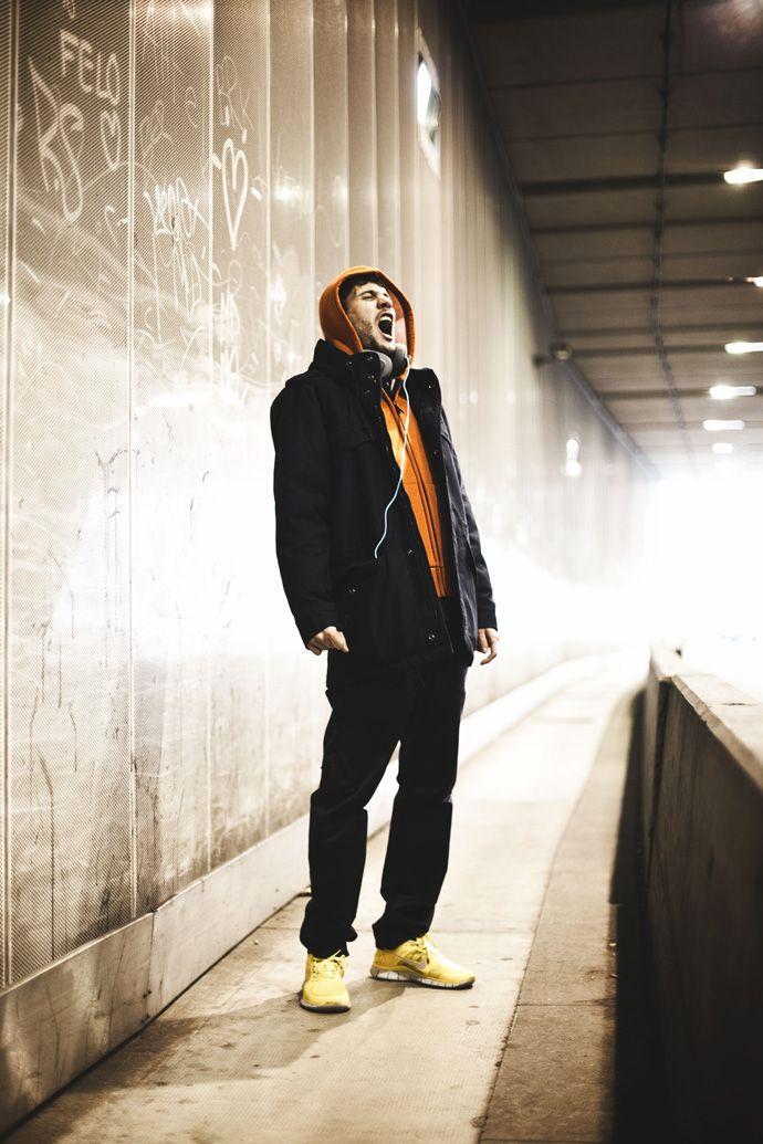 L'intervista di @D.A.T.E. Sneakers al bravo Andrea Nardinocchi Photo © Carhartt – photo by Marco Marzocchi #musica #marracash #twofingerz #Dargen