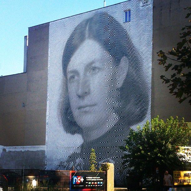 #igerspoznan #street #art #streetart #wall #mural #poznan #wilda #amazing