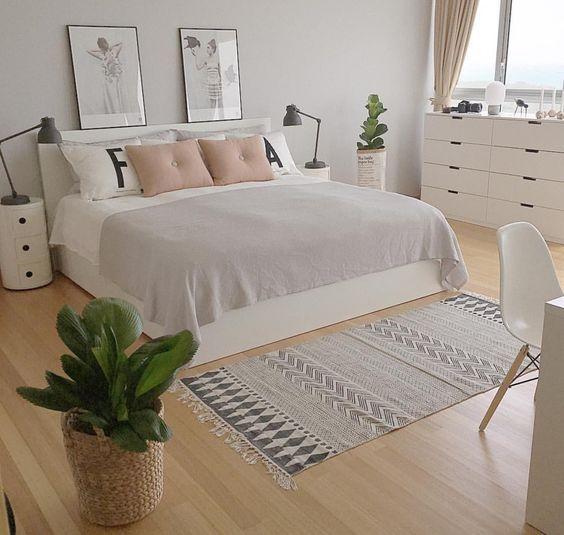 ideas para decorar habitacion matrimonial