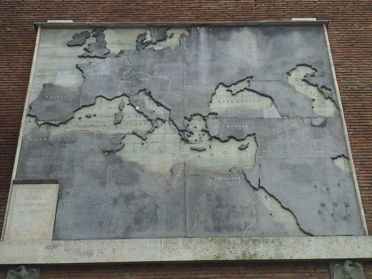 Roman empire start-up :)