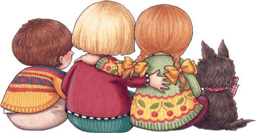 friends ~ mary engelbreit