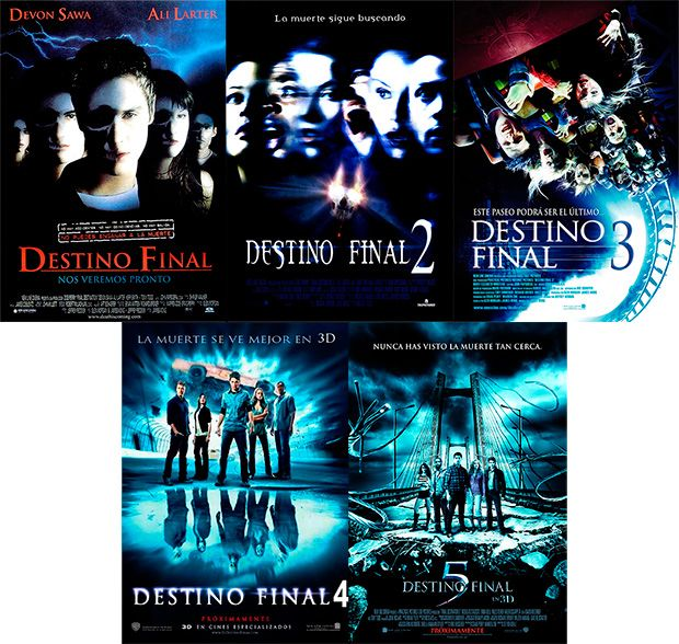 Repaso A La Saga De Cine Destino Final Cine Destino Final 2 Cine De Terror