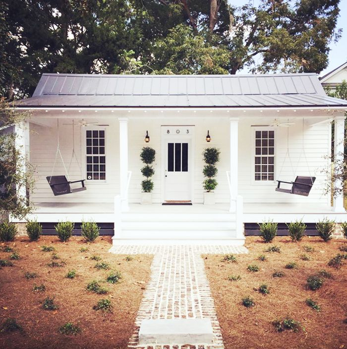Hotel Style | Restored Historic 1889 Cottage in SC