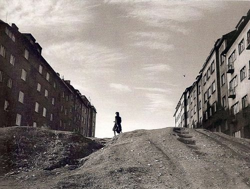 Prague by Zd.Tmej, Suburbs, 1949