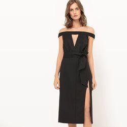Платье с вырезом-лодочкой LEA PECKRE X LA REDOUTE MADAME - Платья