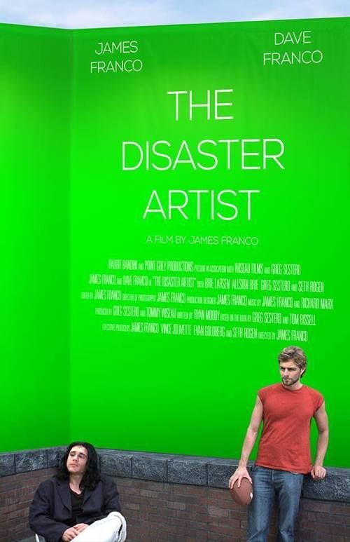 The Disaster Artist (2017) Full Movie Streaming HD