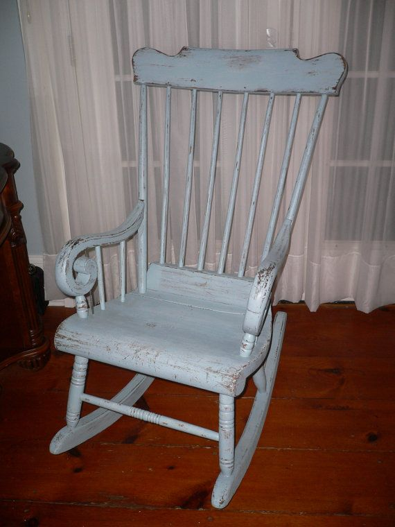 I LOVE Rocking Chairs! Now If Someone Would Just Pay Me To Rock Babies