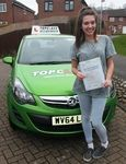 Congratulations to Ella Johnson from Lordswood Chatham Kent, who passed her practical driving test first time with our Driving Instructor Keith Babbs  Ella passed her driving test at the Gillingham driving test centre.   Ella will be popping here and there to school and work in her little silver peugeot 206, well done and be safe, from her instructor Keith  Well done Ella this should really make a massive difference to you , and give you that all important independence.  All the best for the…