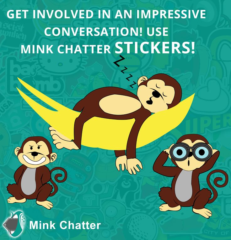 Get involve in impressive conversation. Use thousands of sticker to express your feelings with your friends, family or beloved ones.