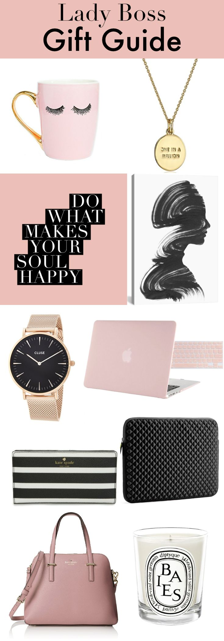 Lady Boss Gift Ideas | Best Gift ideas for her Christmas, Birthday, Valentines day, Graduation, Anniversary. For the wife, #Girlboss #ladyboss #blogger #mompreneur  #fashionblogger #girlfriendgiftideas , you love. ||  https://thecuratecollaborative.com/best-lady-boss-gifts