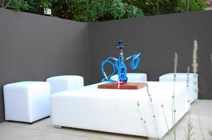 The Hookah-Smoking Caterpillar station - Blue of course for the Blue Caterpillar