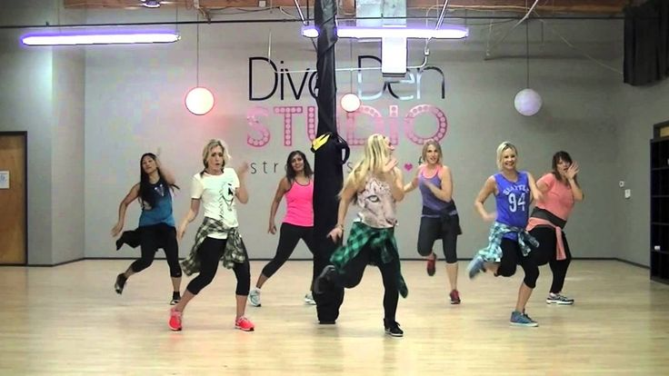 'All About That Bass' DANCE FITNESS with SID VICIOUS