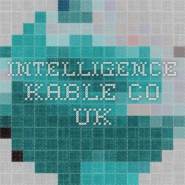 intelligence.kable.co.uk