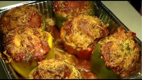The Best Stuffed Peppers Recipe: How To Make Stuffed Bell Peppers -- Watch Philly Boy Jay Cooking Show create this delicious recipe at http://myrecipepicks.com/28651/PhillyBoyJayCookingShow/the-best-stuffed-peppers-recipe-how-to-make-stuffed-bell-peppers/