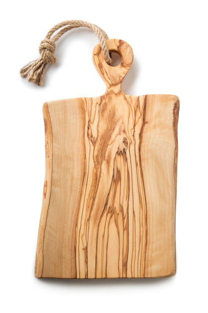 Olive Wood  Cutting Board/Chopping Board, Handcrafted From Reclaimed/Recycled Trees