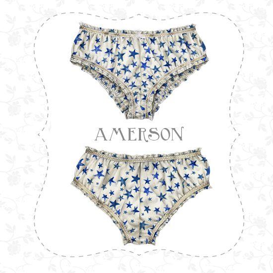 Amerson - FREE PDF pants/Knickers pattern by Madalynne