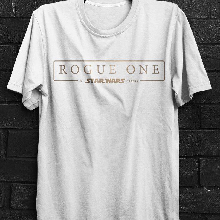 Rogue One: A Star Wars Story T-Shirt, Star Wars shirt, Rogue One tshirt by CRAFTINGbros on Etsy https://www.etsy.com/listing/288962219/rogue-one-a-star-wars-story-t-shirt-star