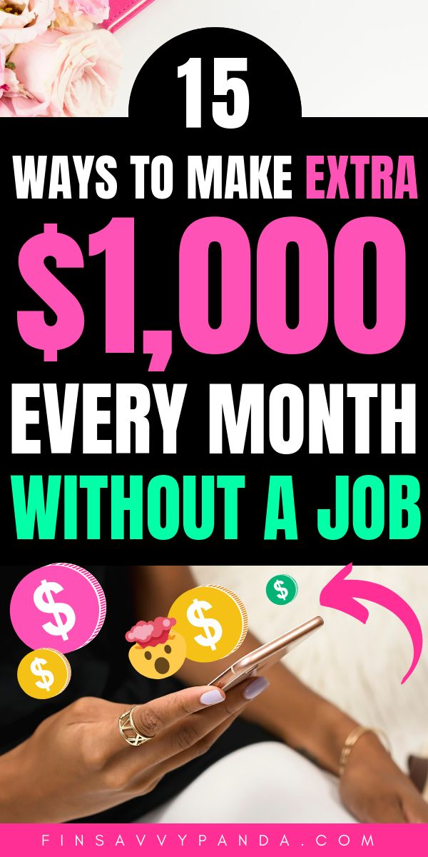 13 Ways To Earn Extra Money From Home To Save Money (Side Hustle Ideas) – biz