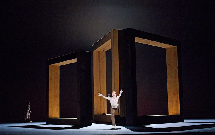 Dancing with Mrs Dalloway: Woolf Works by Wayne McGregor – in pictures